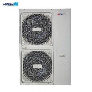 مینی چیلر یکپارچه اینورتر سرد و گرم 10kw تراست TMUN10/410A