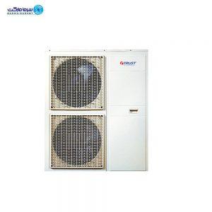 مینی چیلر یکپارچه سرد و گرم 14kw تراست TMCHMUF-14H410