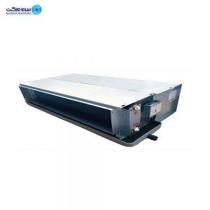 فن کویل سقفی توکار دو لوله ۱۲۰۰ هویر HCF-12