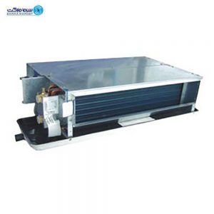 فن کویل سقفی توکار ۲۰۰ آذرنسیم ANCF-350