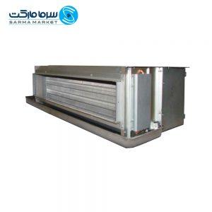 فن کویل سقفی توکار ۶۰۰ آرن AMKT3-600G12