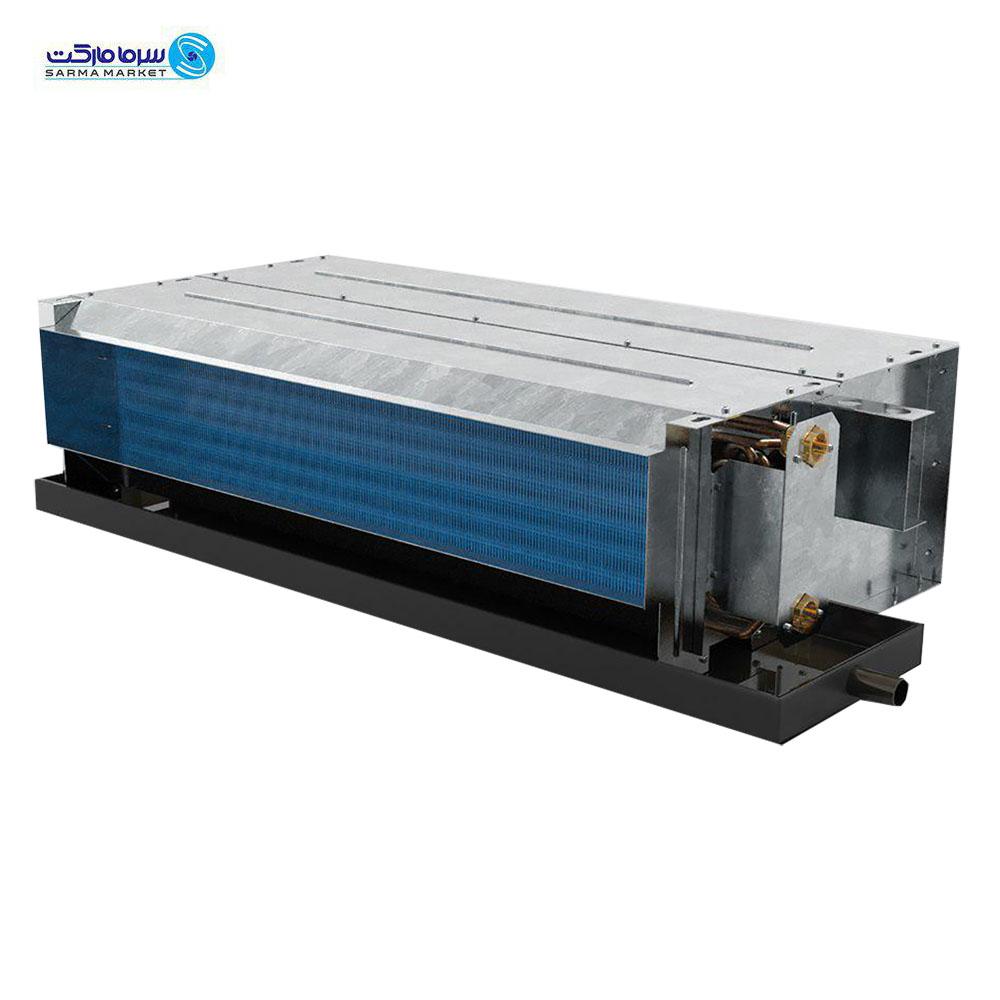 فن کویل سقفی توکار ۳۰۰ فرانهایت FNCC 300