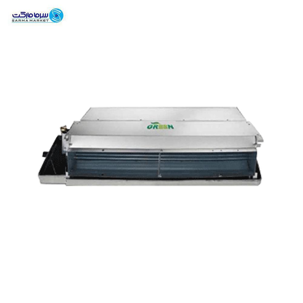 فن کویل سقفی توکار ۴۰۰ گرین GDF400P1