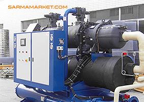 چیلر تراکمی یکی از کاربردی ترین دستگاه های خنک کننده