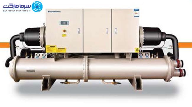 عملکرد دستگاه چیلر هوا خنک ایتالیایی همانند سایر چیلر های هوا خنک است و تنها تفاوت این محصولات به مواد اولیه ی به کار رفته در آن ها محدود میگردد.