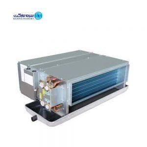 فن کویل سقفی توکار 800 گلکسی GFC-800-2SM-3R