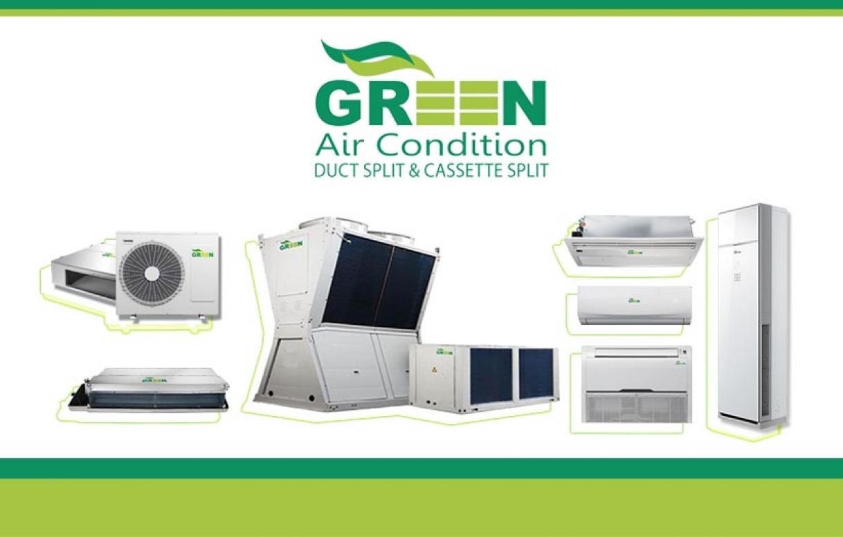 گرین Air Condition