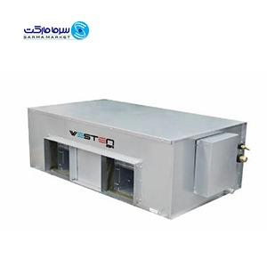 یونیت داخلی VRF سقفی توکار با فشار استاتیکی بالا 42000 وستن ایر IDWVRF42P1/H