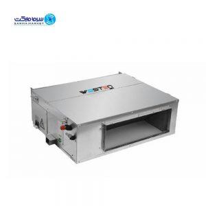 یونیت داخلی VRF سقفی توکار با فشار استاتیکی متوسط 18000 وستن ایر IDWVRF18P1/M