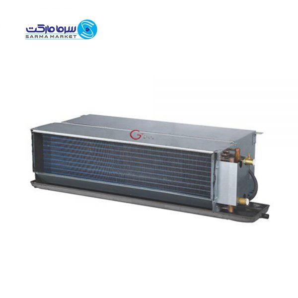 فن کویل سقفی توکار فشار پایین 300 جی پلاس GFU-LC300G30