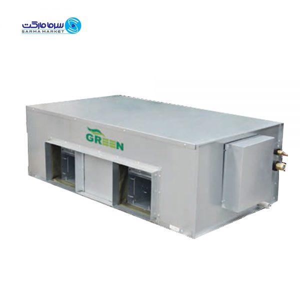 یونیت داخلی VRF سقفی توکار با فشار استاتیکی بالا 38000 گرین IDGRV38P1/H