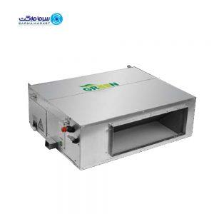یونیت داخلی VRF سقفی توکار با فشار استاتیکی متوسط 16000 گرین IDGRV16P1/M