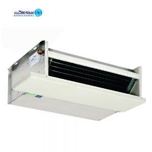 فن کویل سقفی توکار 300 دامون سرویس DS-CFC0300