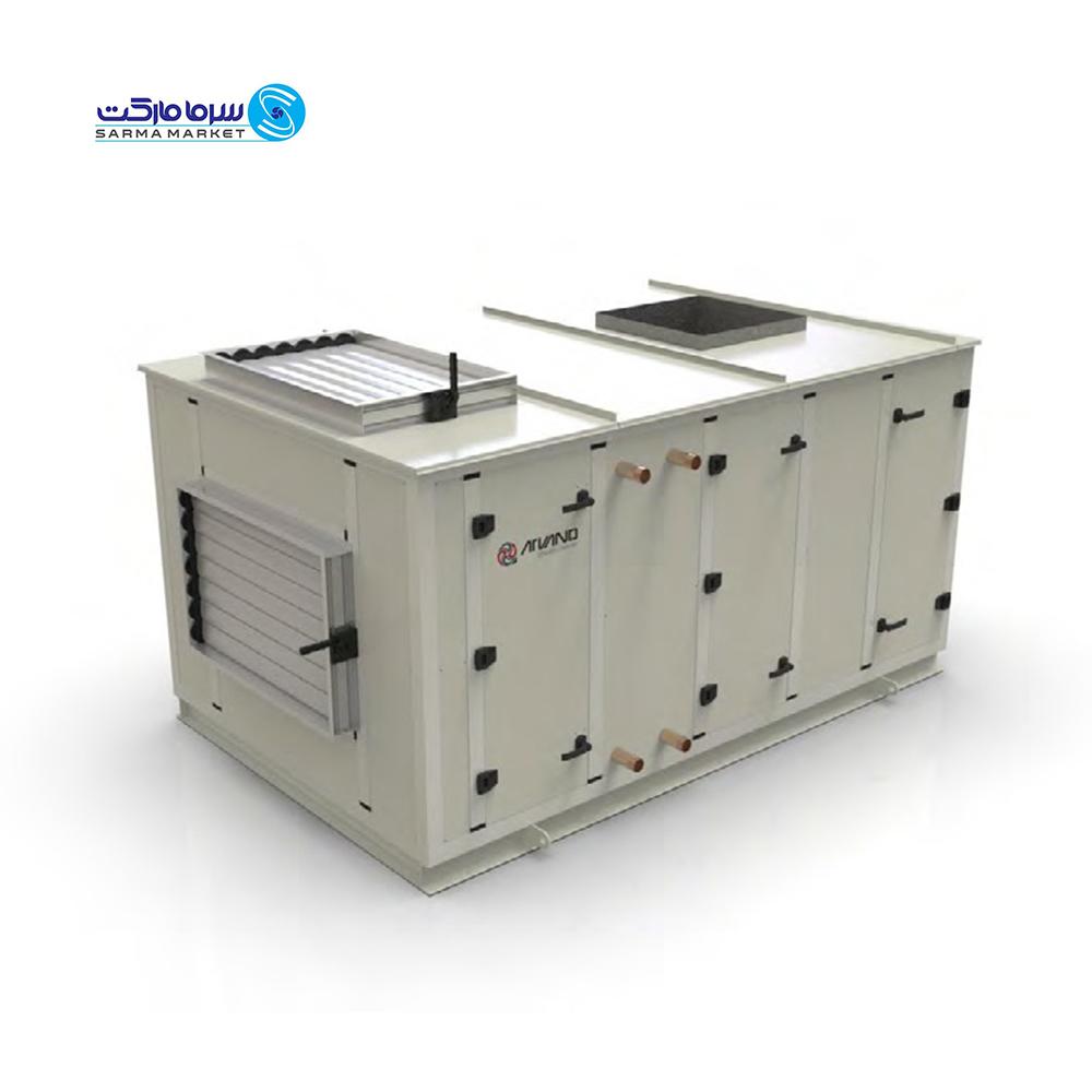هواساز استاندارد 8500 CFM تهویه اروند AAHU-160