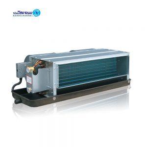 فن کویل داکتی کم فشار 400 تیکا TCRQ400B