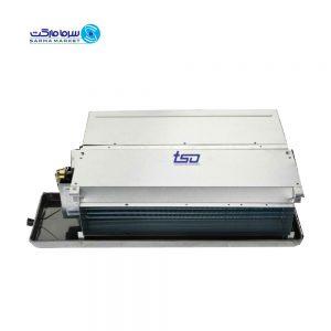 فن کویل سقفی توکار 200 tso تهویه صنعت امید TSFC-200A/M