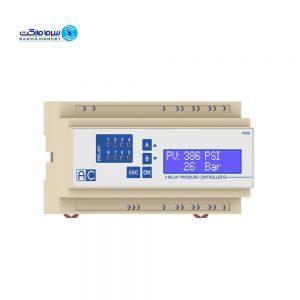 کنترلر فشار هشت رله ( تک سنسور و دو سنسور) AC مدل P8VB
