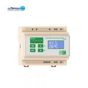کنترلر رطوبت و دما چهار رله AC مدل HT-4AM