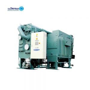 چیلر جذبی دو مرحله ای گرما مستقیم 100 TR سنچوری F100G3