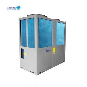 چیلر هواخنک مدولار اسکرال 130 kw تهویه صنعت امید TSCMS-H130/5